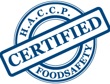 cialde certificate haccp