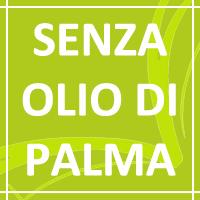 cialde senza olio di palma